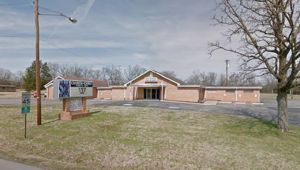 The Burnette Chapel Church of Christ in Tennessee. (Photo / Google)
