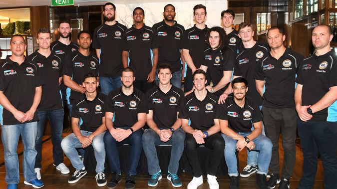 The Sky City NZ Breakers 2017/18 Season Launch (Photosport)