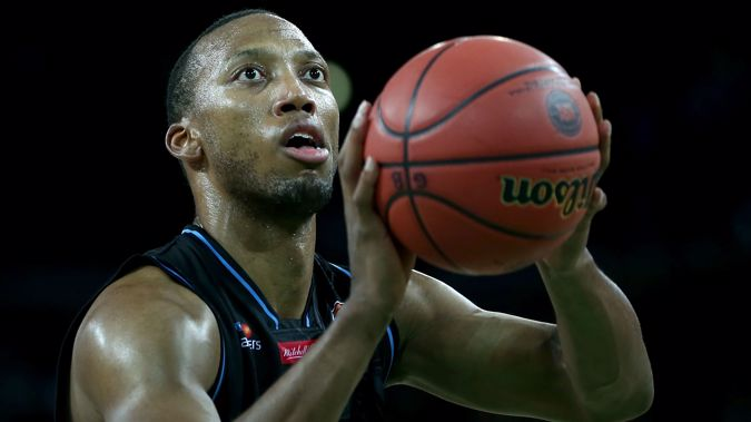 Former New Zealand Breakers import Akil Mitchell has picked up an NBA deal (Photosport)