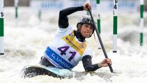 Jones ready for world canoe slalom test