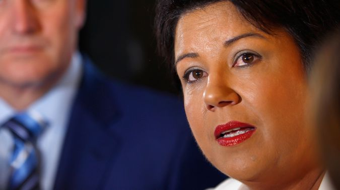 Caretaking Deputy Prime Minister Paula Bennett will not be part of the National Party's negotiation team (Photo: Getty images)