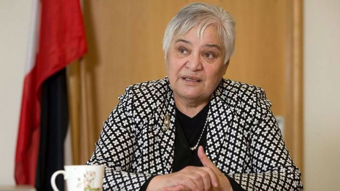 Turia formed the Maori Party in 2004 after quitting Labour over the foreshore and seabed controversy. (Photo / NZ Herald)