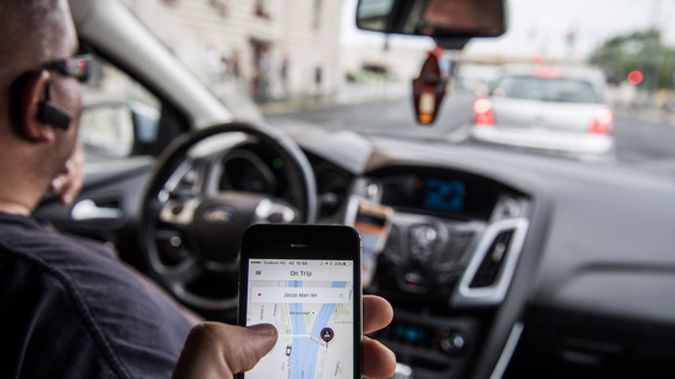 NZ Taxi Federation says Uber hasn't followed standard laws for too long (Photo / NZ Herald)