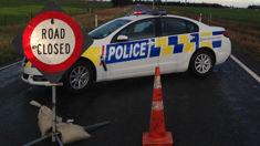 Road closed between Culverden and Hanmer Springs