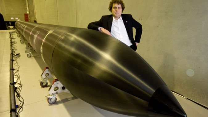 Rocket Lab are gearing up for a new launch (Image / Newspix)