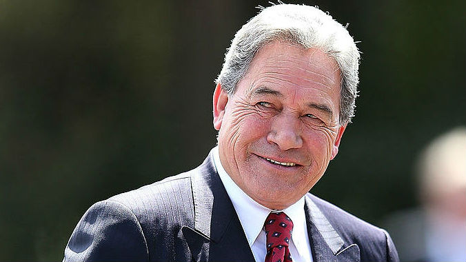 Mr Peters lashed out at the media (Image / Getty Images)