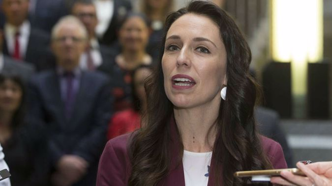 Jacinda Ardern turned down the leadership for a whole week (Image / NZH)
