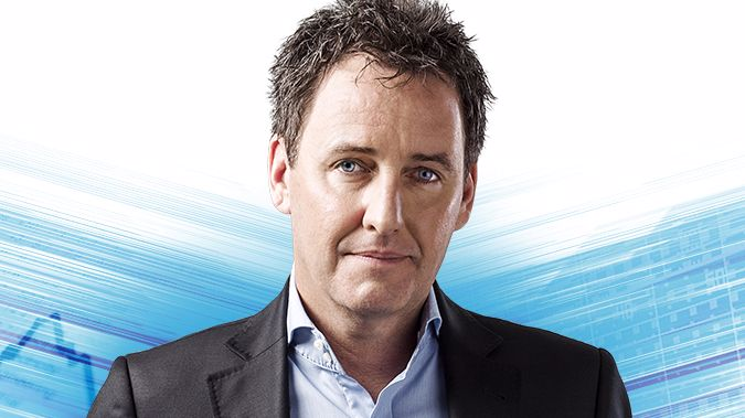 Mike Hosking had more than twice the cumulative radio audience of The AM Show.