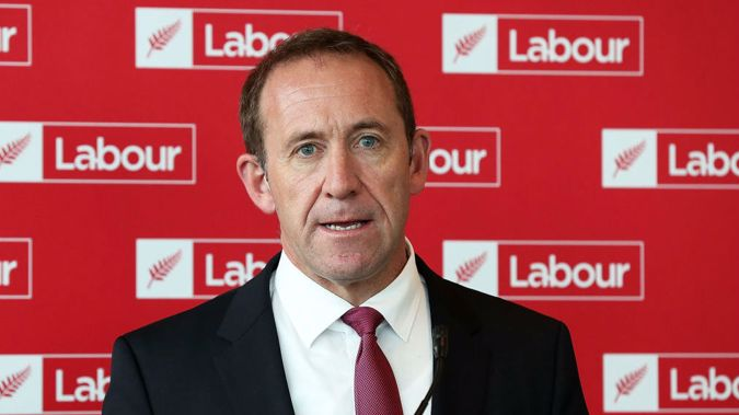 Former Labour leader Andrew Little was back in court today (Image / Getty Images)