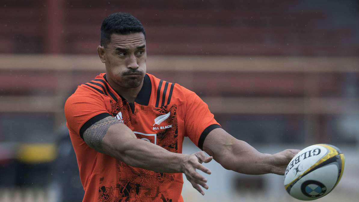 Havili poised for All Blacks debut