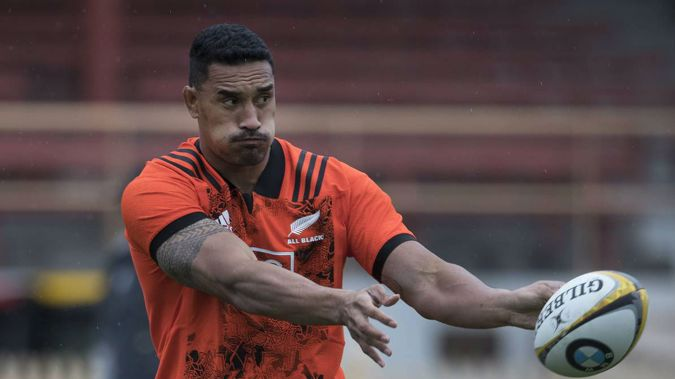 Jerome Kaino may struggle to force his way back into the All Blacks. (Photo \ Brett Phibbs)