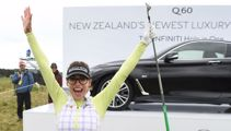 Hole-in-one propels Mozo into Open lead