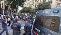 Police block polls as Spain crushes Catalonian independence