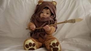 PHOTOS: Creative baby costumes