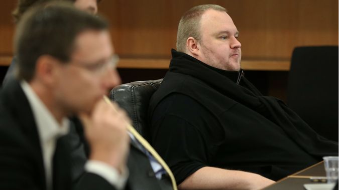 Dotcom and several other defendants have contested US attempts to extradite them from New Zealand. (Getty)