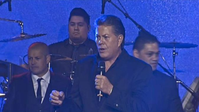 Two charities of Destiny Church, led by controversial pastor Brian Tamaki, are set to be removed from the Charities Register. (Photo / NZ Herald)