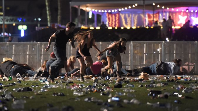There's nothing free in a state living in fear of being shot. (Photo \ Getty Images)