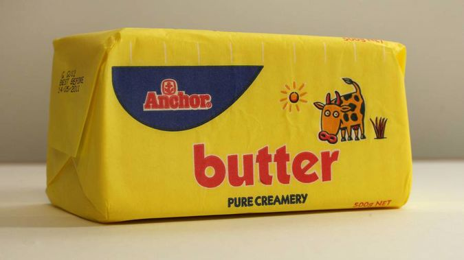 Butter prices have been toppled from their record highs. (Photo / NZ Herald)