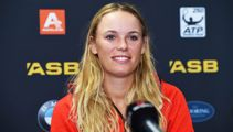Former world no.1 Wozniacki headlines ASB Classic but Stephens may miss out