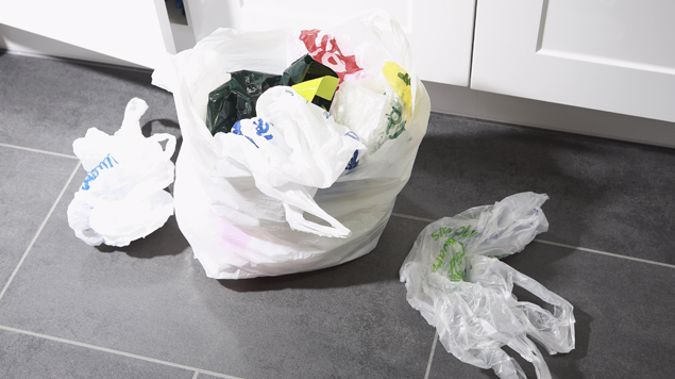 Countdown will ditch plastic bags nationwide. (Photo \ Getty Images)