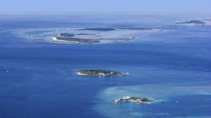 Man made issues are forcing people to leave their island homes in the Pacific (Photo: iStock/NZ Herald)