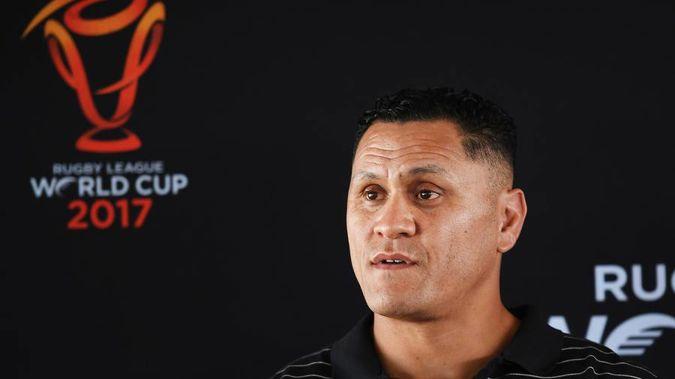 Kiwis coach David Kidwell is naming his Kiwis Rugby League squad. (Photo / Photosport)