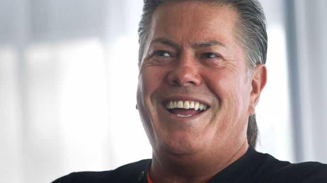 Brian Tamaki is set to speak in CHristchurch on Monday. (Photo \ NZME)
