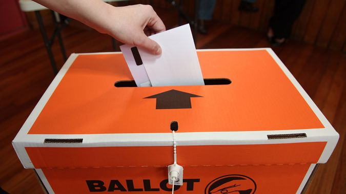 With the special votes finally tallied it will still be a while before we know who's won control of the Treasury benches. (Getty Images)