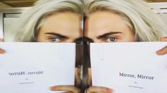 Cara Delevingne on new book: Being a teen hard but also great