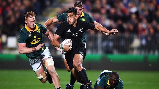 Ioane makes a break (Getty Images)