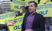 David Seymour: Not being in government might be a blessing