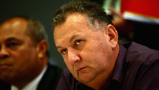NZ First's Shane Jones returns in time for talks