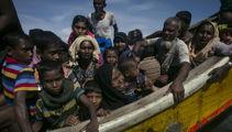 Boat capsizes, at least 12 Rohingya dead