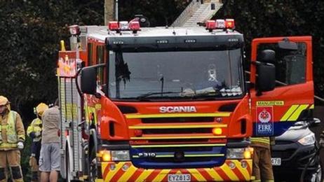 Fire engulfs Selwyn District home
