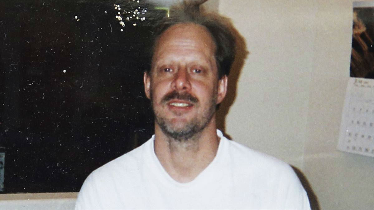 American law enforcement say Stephen Paddock who shot at least 59 people dead in Las Vegas had amassed an arsenal of more than forty firearms. (Photo \ NZ Herald)
