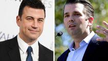Trump Jr's attack on Kimmel over Weinstein sex scandal backfires badly