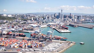 Auckland Council presses on with port's future