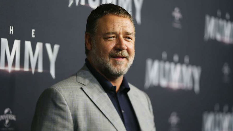 Russell Crowe called around the time he was working on 'Master and Commander' for the studio. (Photo / Getty Images)