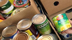 Disgust after volunteer foodbank robbed