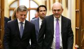 Steven Joyce controversially claimed Labour had an $11b hole in it's fiscal budget. (Photo \ Getty Images)