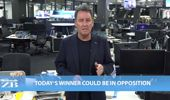 Mike's Minute: Today's winner could be in opposition