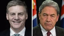 Political Roundup: Signs of a National-NZ First government