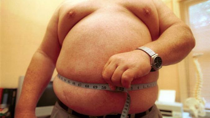 New Zealand is now the third fattest country in the world, according to the OECD. (Photo \ Getty Images)