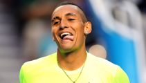 Nick Kyrgios cops fine for storming off midway through a match