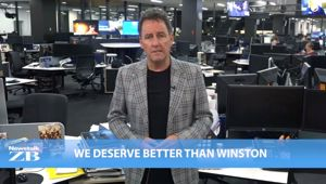 Mike's Minute: We deserve better than Winston
