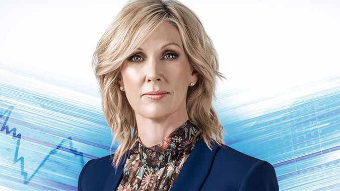 Rachel Smalley's last Early Edition show will be December 15. (Photo \ Newstalk ZB)