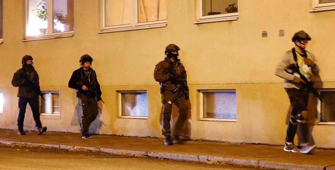 Guman opens fire in market in Trelleborg, Sweden