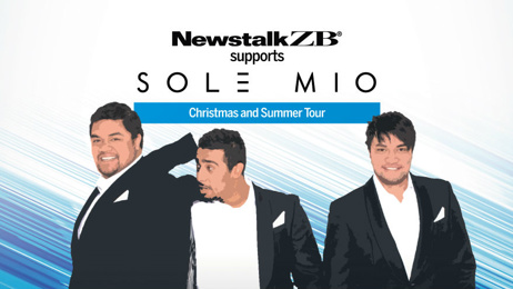 SOL3 MIO – CHRISTMAS AND SUMMER 2017/18