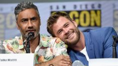 Thor star says Waititi film was one of the 'best experiences' in his career