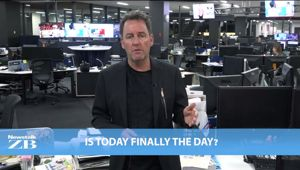 Mike's Minute: Is today finally the day?